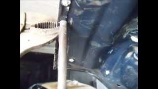 Как заварить дюралюминиевый капот без аргона
