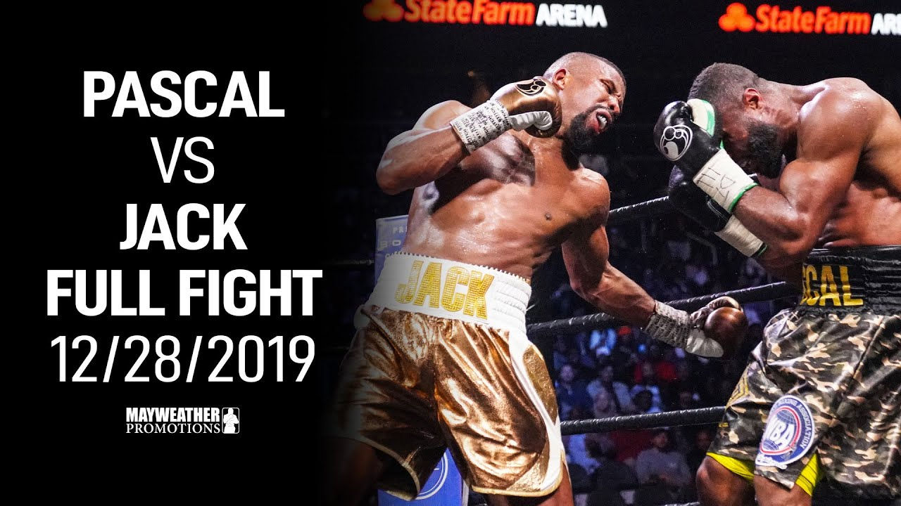Jean Pascal vs Badou Jack (Full Fight) 12/28/19