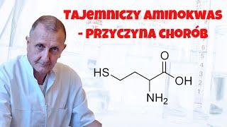 Hubert Czerniak TV #25 Tajemniczy aminokwas niszczący zdrowie / Poznaj przyczynę chorób
