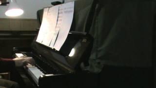 Lambada-Chorando se foi-Llorando se fue-Los Kjarkas-Kaoma-piano cover