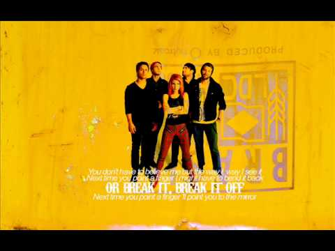 Paramore-Playing God Male Version.wmv