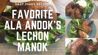 Lechon Manok ala Andoks - by Sassy