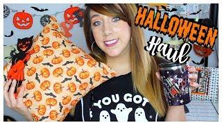 Halloween Haul!!! Halloween Things!!!   Halloween Happy