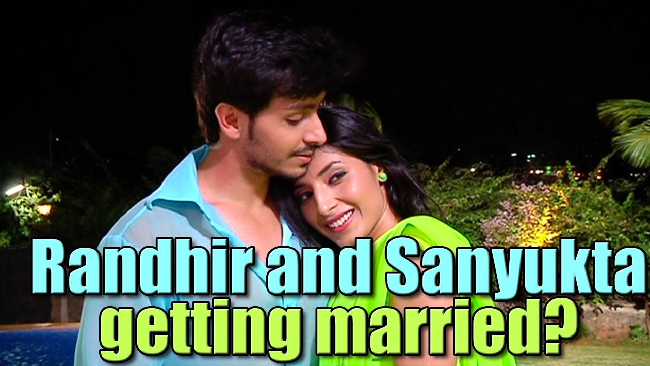 Randhir and Sanyukta of Sadda Haq getting married? - YouTube