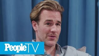 James Van Der Beek, Joshua Jackson On Getting Chased In Malls During 'Dawson's Creek' | PeopleTV