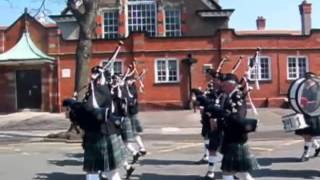 Boogieland Piper and Pipe Band - 1681