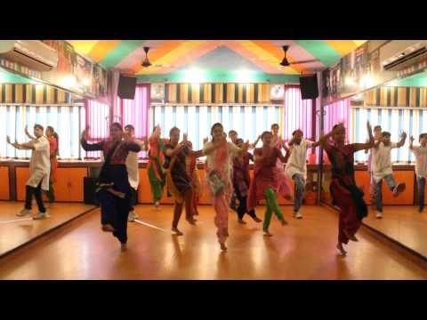Sweetu | Disco Singh | Choreographed By Step2Step Dance Studio
