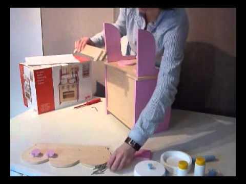 kinderküche pantry - youtube