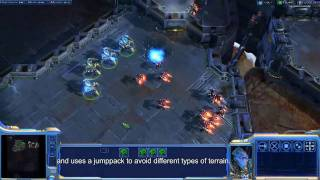 StarCraft 2 from Blizzard Entertainment - First Gameplay Video - Part 1/3
