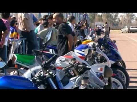 1er Encuentro Historico de Motos de Carrera de Velocidad San Rafael, Mendoza