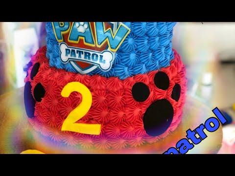Repeat Decoración Paw Patrol Patrulla Canina Niño By