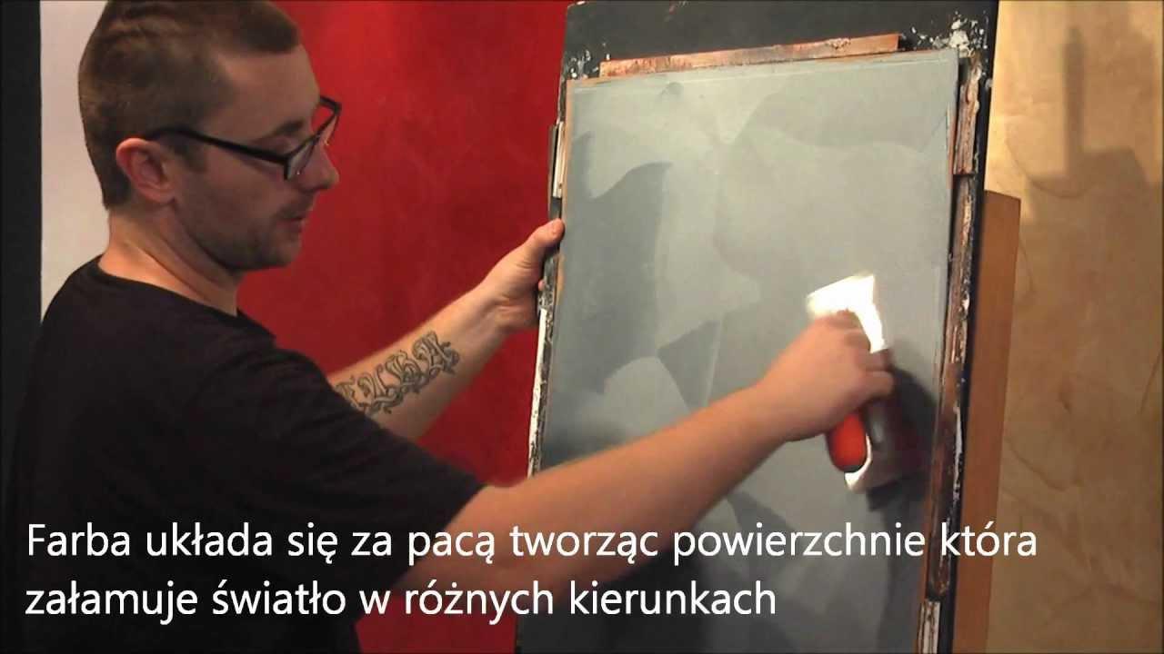 Farba Dekoracyjna Perłowo Metaliczna Walldecor Farby I Tynki Dekoracyjne