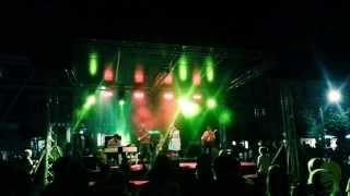 Marius Mihalache Band şi Irina Sârbu -  live @Colours of Cluj