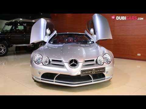 2008 Mercedes-Benz SLR