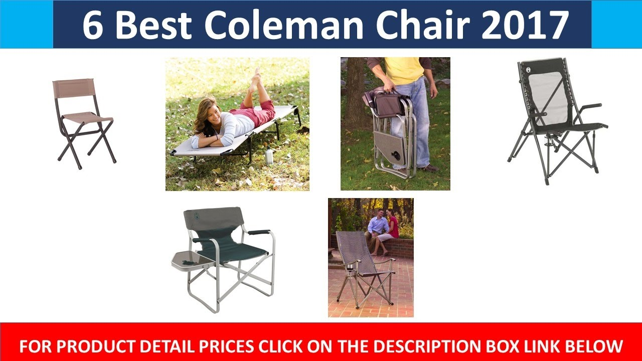Best Folding Quad Chair Miniature Adirondack 6 Coleman 2017 Youtube