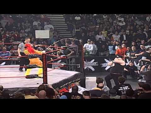 Destination X 2008: Fish Market Street Fight