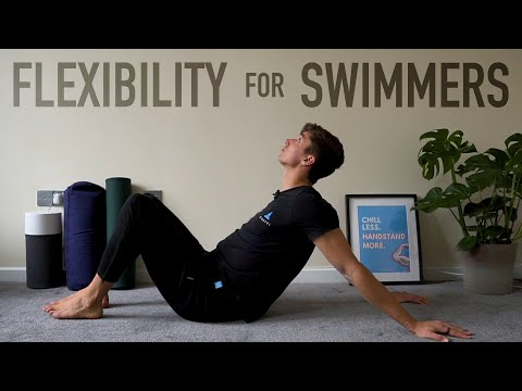 20 Minute Swimmers Flexibility Routine (FOLLOW ALONG)