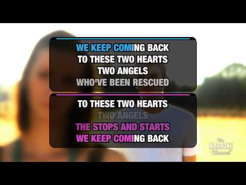 """After All in the Style of """"Cher & Peter Cetera"""" with lyrics (with lead vocal)"""