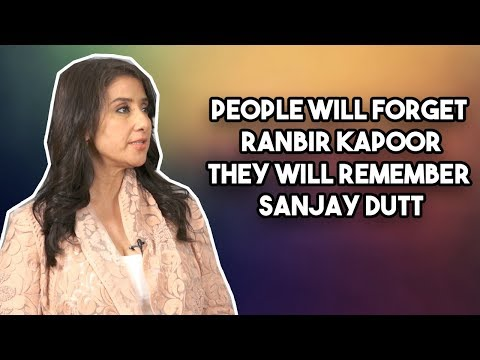 Manisha Koirala First  On Ranbir Kapoor, Sanju And Playing Nargis Dutt Onscreen  Exclusive