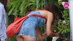 Katie Holmes: Sexy Po-Blitzer am Set!