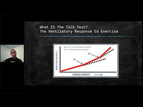 The Talk Test