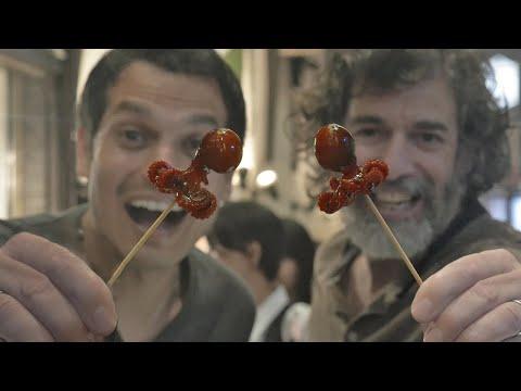 Kyoto Street Food Guide: Nishiki Ichiba Market 京都錦市場買い食い ★ ONLY in JAPAN #40