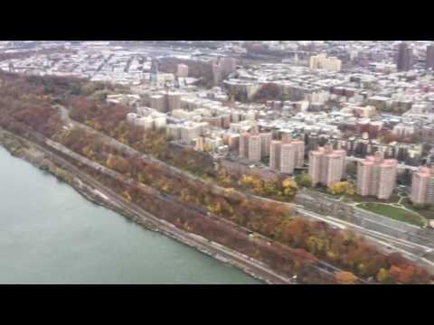 Helicopter from 30th st NYC (Pegasus) to KTEB (Teterboro)