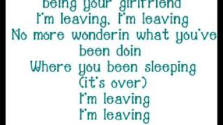 Chrisette Michele - Epiphany (I`m Leaving) ♪♫Lyrics♫♪