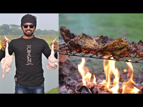 Barbecue Chicken Grilled Leg Recipe | GRILLED FULL RECIPE VIDEO