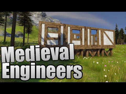 Medieval Engineers - Expanding on Farming, and Building a Fa