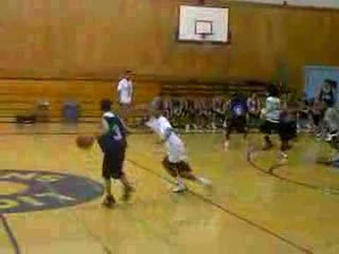 monrovia basketball scrimage