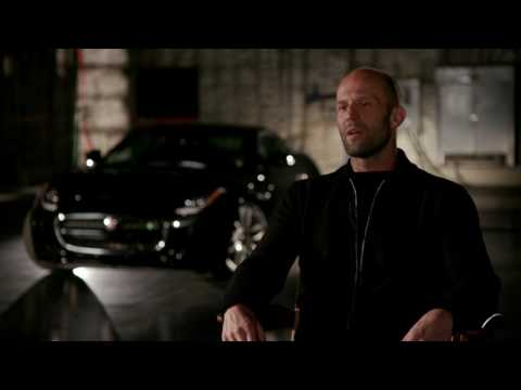 The Fate of the Furious: Jason Statham Exclusive Interview