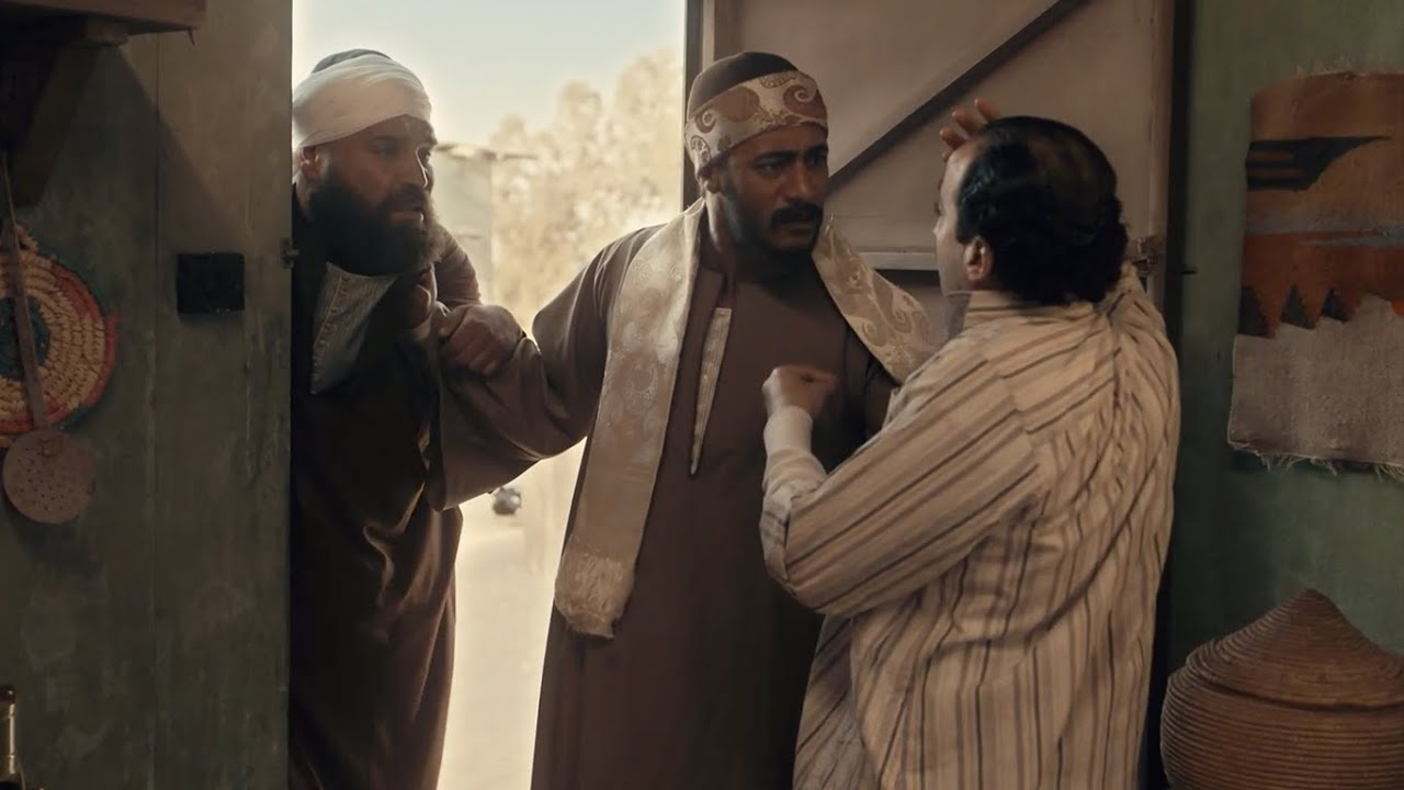 الفلوس اللي حوشها موسى كلها اتسرقت بس عرف مين اللي عملها / مسلسل موسى - محمد رمضان