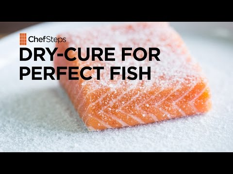 ChefSteps Tips & Tricks: Dry-Cure For Perfect Fish