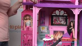 Barbie Three Story Dreamhouse from Mattel