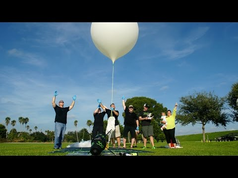 HAB Space Capsule Tutorial. How to build your own High Altitude Balloon.