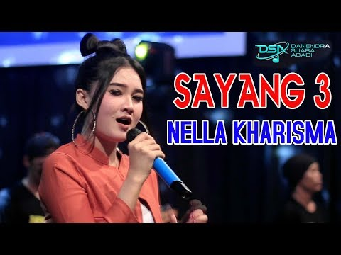 Free Download Nella Kharisma - Sayang 3 [official] Mp3 dan Mp4