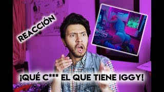 REACCIÓN A 'KREAM' - IGGY AZALEA ft. TYGA VIDEO OFICIAL) + TOKYO SNOW TRIP | Niculos M