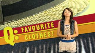 Shake it Up - Quickfire Questions with Zendaya Coleman!