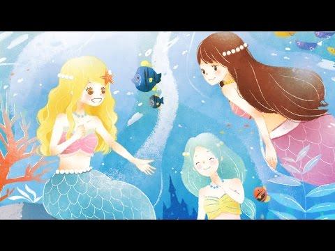 【絵本】 人魚姫 【読み聞かせ】世界の童話 バージョン2