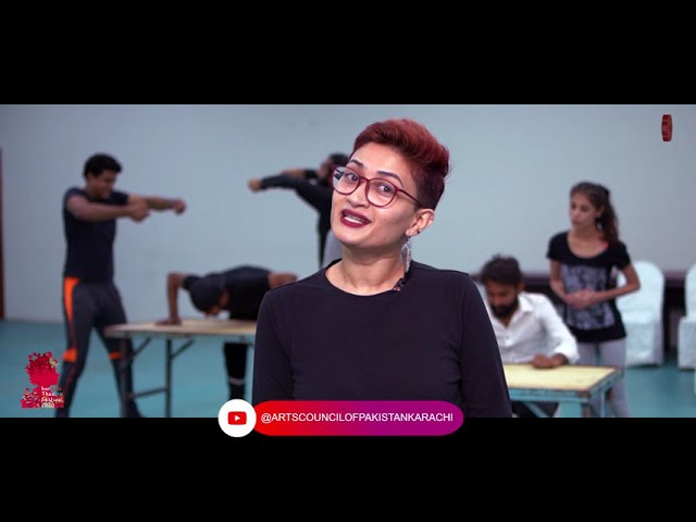 Loop | Bazelah Mustafa | Promo | Karachi Theatre Festival-2020 | #ACPKHI | #ktf20
