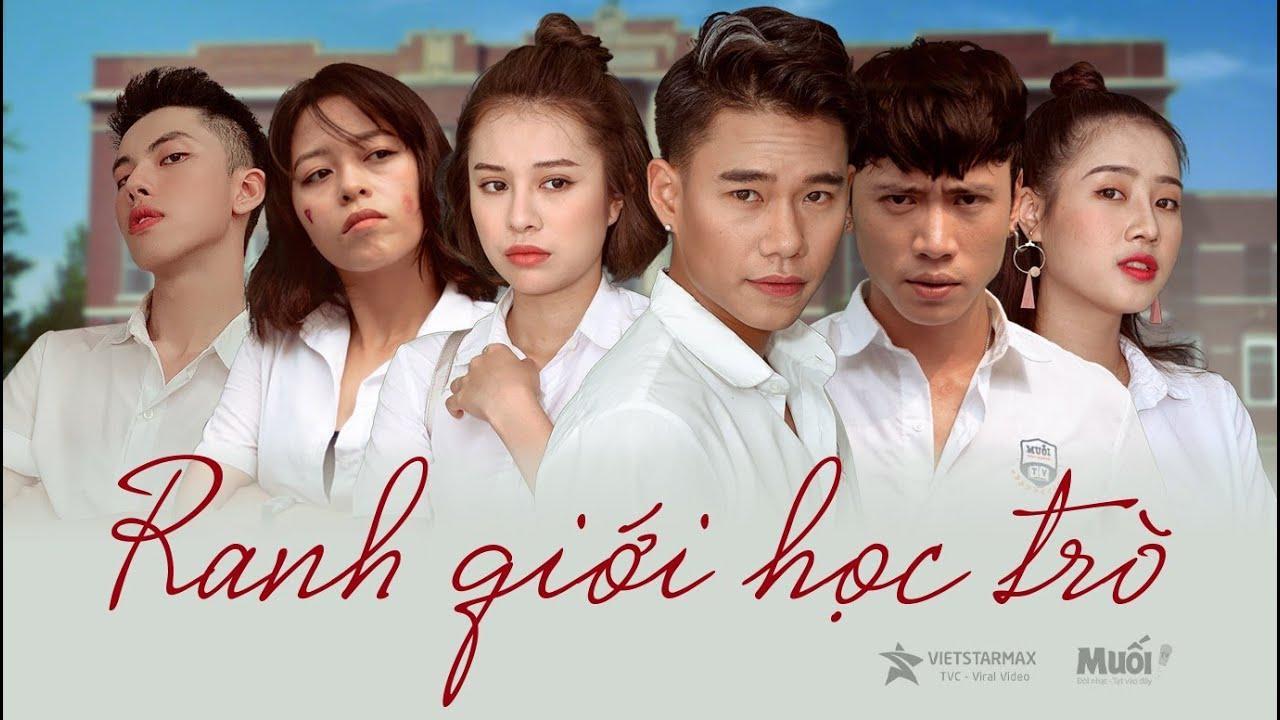 RANH GIỚI HỌC TRÒ   Trọn Bộ Full Season 1   Phim Ngắn Học Đường Cấp 3 Mới Nhất   Web Drama   muối tv