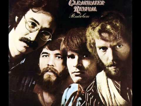 Creedence Clearwater Revival - Hey Tonight (Live)