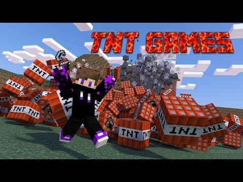 Introducing Harry Minecraft TNT Games YouTube - Minecraft tnt spiele