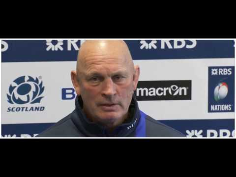 Vern Cotter says Cornell Du Preez will add vital experience to the Scotland Team | Rugby Union