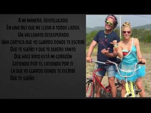 Carlos Vives Shakira La Bicicleta Lyrics English - Consejos Bicicletas
