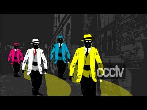 CCCTV Mystery: Film Noire Detectives