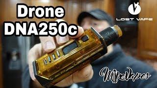 Is The Ultem Lost Vape Drone DNA250c Real Ultem? - Mike Vapes