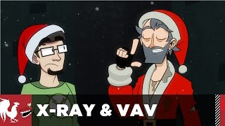 The X-Ray & Vav Holiday Special! - Short   Rooster Teeth