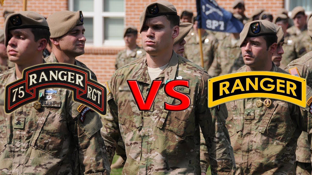 rasp vs ranger school the main differences youtube